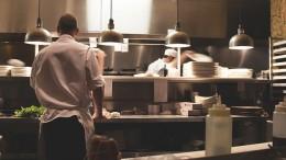 bestil mad fra køkkenet