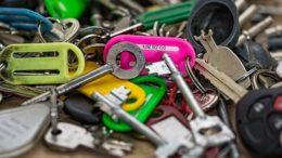 nøgleopbevaring