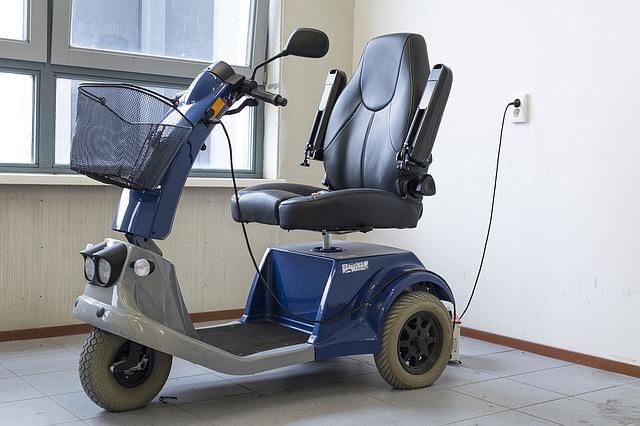 handicapscooter